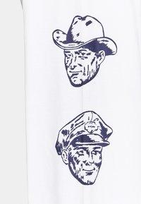 Dickies - FEDERAL DAM - Long sleeved top - white - 2