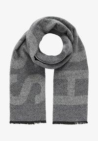 BOSS - ARMIN - Sjaal - open grey - 2
