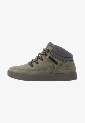 DAVIS SQUARE - Sneakersy wysokie - dark green