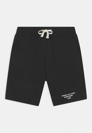 SPORT UNISEX - kurze Sporthose - black beauty