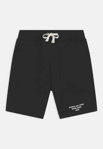 SPORT UNISEX - Sports shorts - black beauty