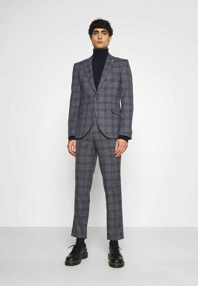 WASHINGTON SUIT - Suit - grey/blue