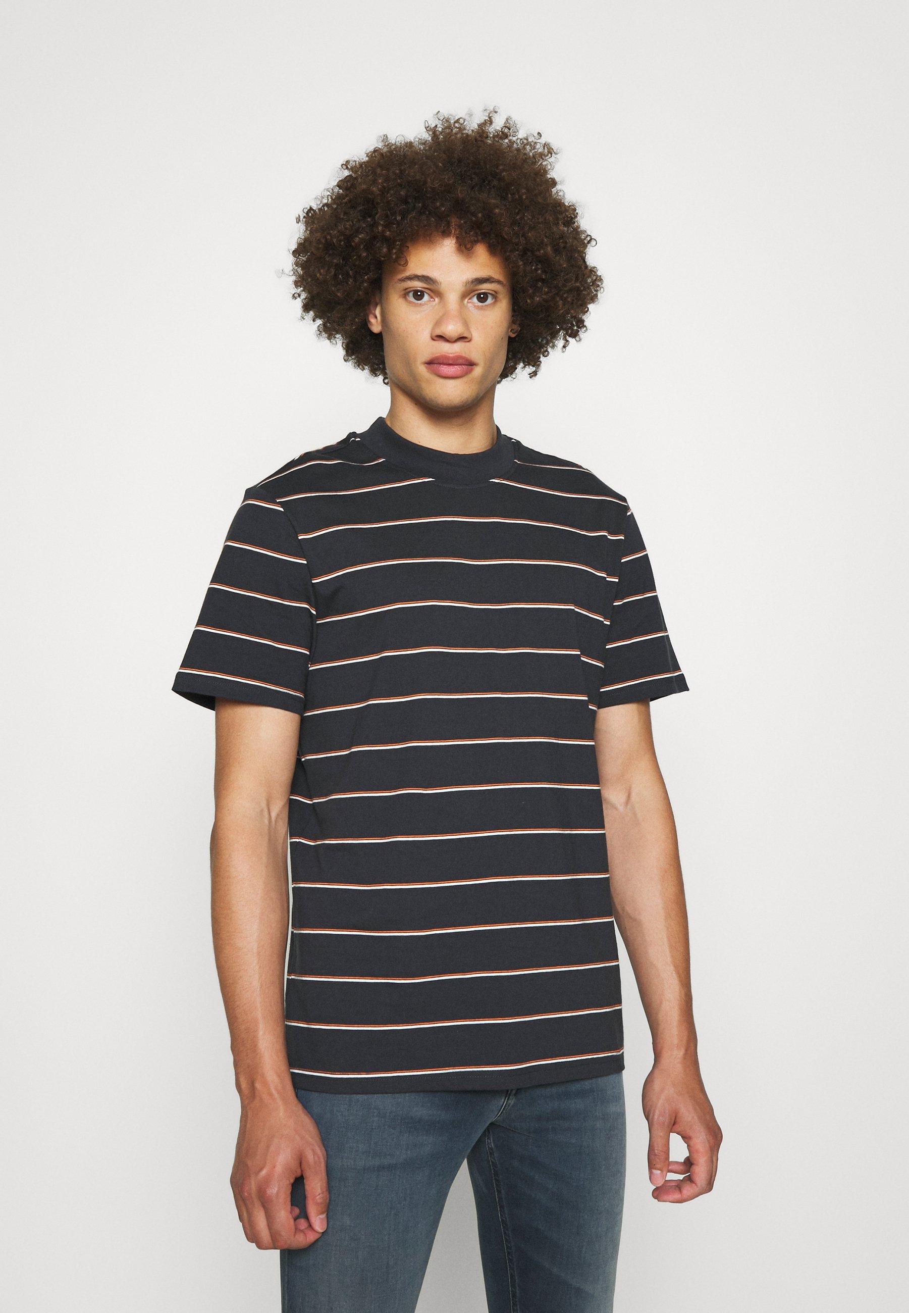 Men ONSALAN LIFE MOCK NECK TEE - Print T-shirt