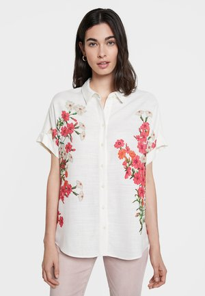 GRISOL - Button-down blouse - white