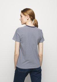 Polo Ralph Lauren - Print T-shirt - cruise navy/white - 2