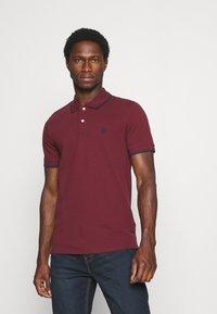 Selected Homme - SLHNEWSEASON 2 PACK - Polo shirt - navy blazer/port roayle - 3