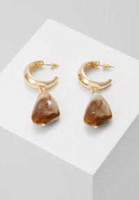 LIARS & LOVERS - HOOP DROP - Earrings - gold-coloured - 0