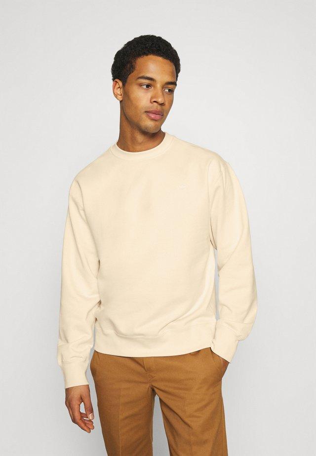 PREMIUM CREW UNISEX - Sweatshirt - off-white