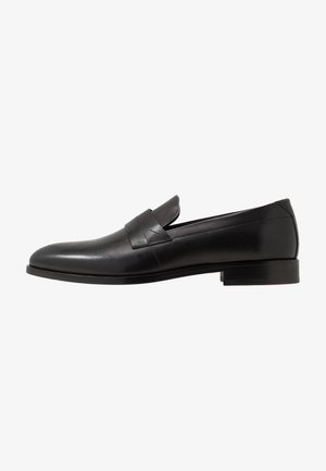 MIDTOWN - Smart slip-ons - black
