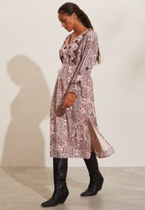 EVELYN - Day dress - light taupe