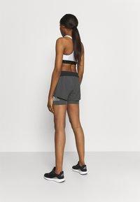 adidas Performance - Sports shorts - grey six - 2
