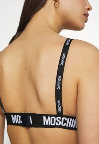 Moschino Underwear - BRA - Triangel BH - black - 4