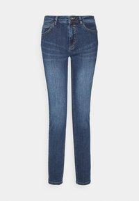 More & More - HAZEL - Jeans slim fit - mid blue denim - 0