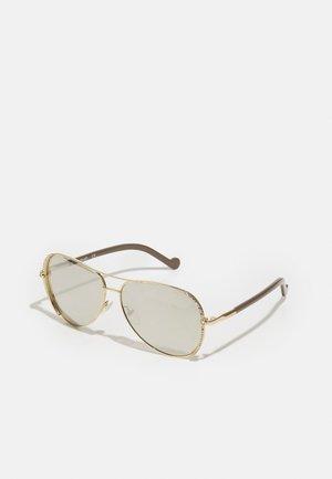 Sunglasses - golden beauty