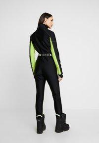 Topshop - SNO NEON STAR - Tuta jumpsuit - yellow - 2