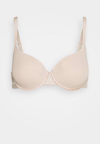 RHYTHM BRA COVERING - T-shirt bra - dune