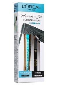 L'Oréal Paris - MASCARA-SET: VOLUME MILLION LASHES WATERPROOF + SUPERLINER LE KHÔL MINI - Makeup set - - - 2