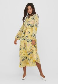 ONLY - ONLLEXY  - Robe chemise - pineapple slice - 1
