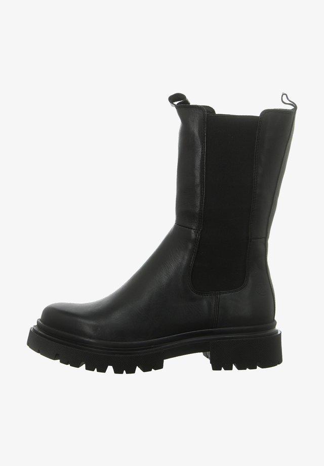 ZARINA - Platform ankle boots - black