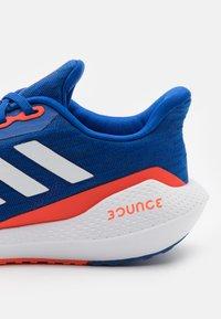 adidas Performance - EQ21 RUN UNISEX - Neutral running shoes - team royal blue/footwear white/solar red - 5
