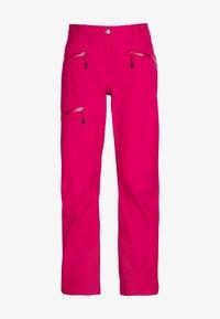 Mammut - STONEY - Snow pants - sundown - 0