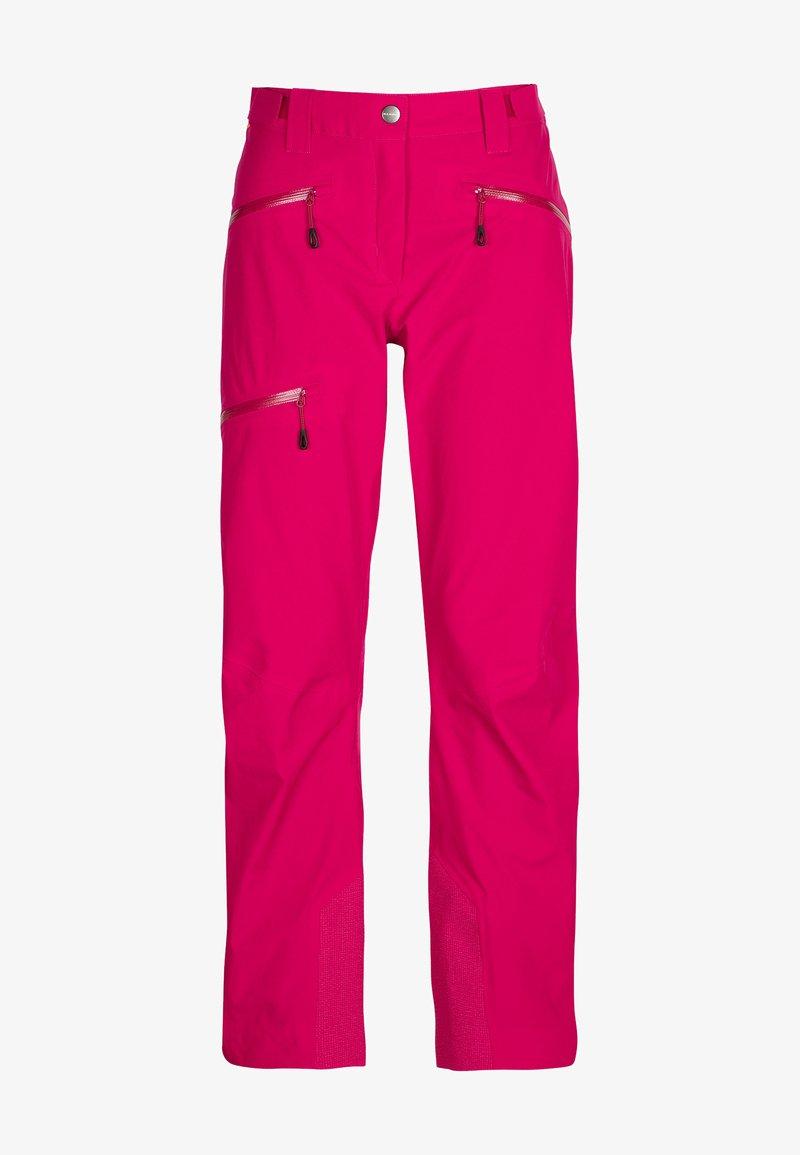 Mammut - STONEY - Snow pants - sundown