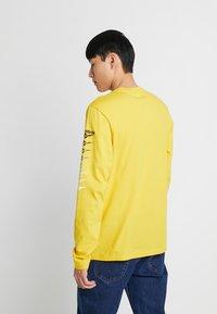 Reebok Classic - TEE - Long sleeved top - toxic yellow - 2