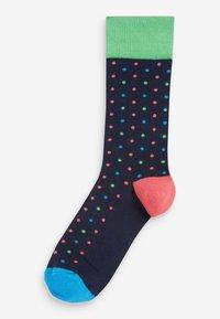 Next - Pack of: 5  - Socks - blue - 2