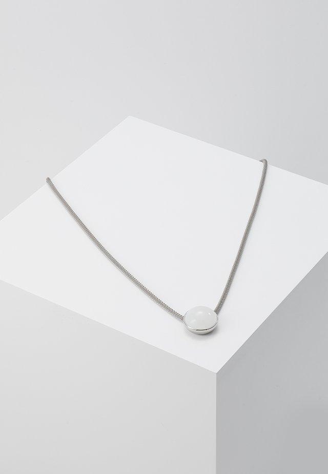 SEA GLASS - Naszyjnik - silver-coloured