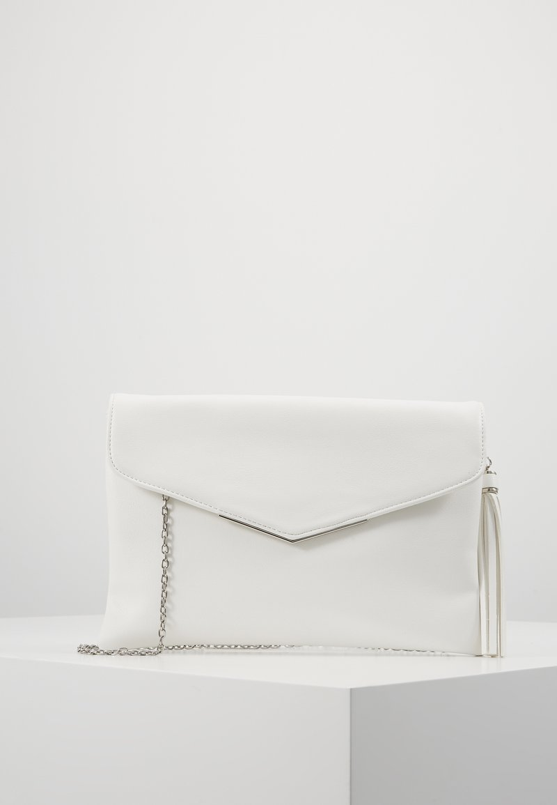 Anna Field - Clutch - white