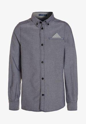 SOLID - Overhemd - ebony/gray
