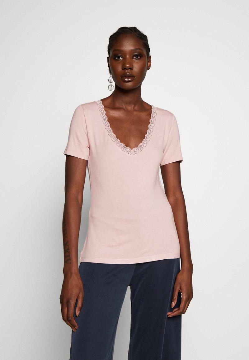 Anna Field - Basic T-shirt - pale mauve