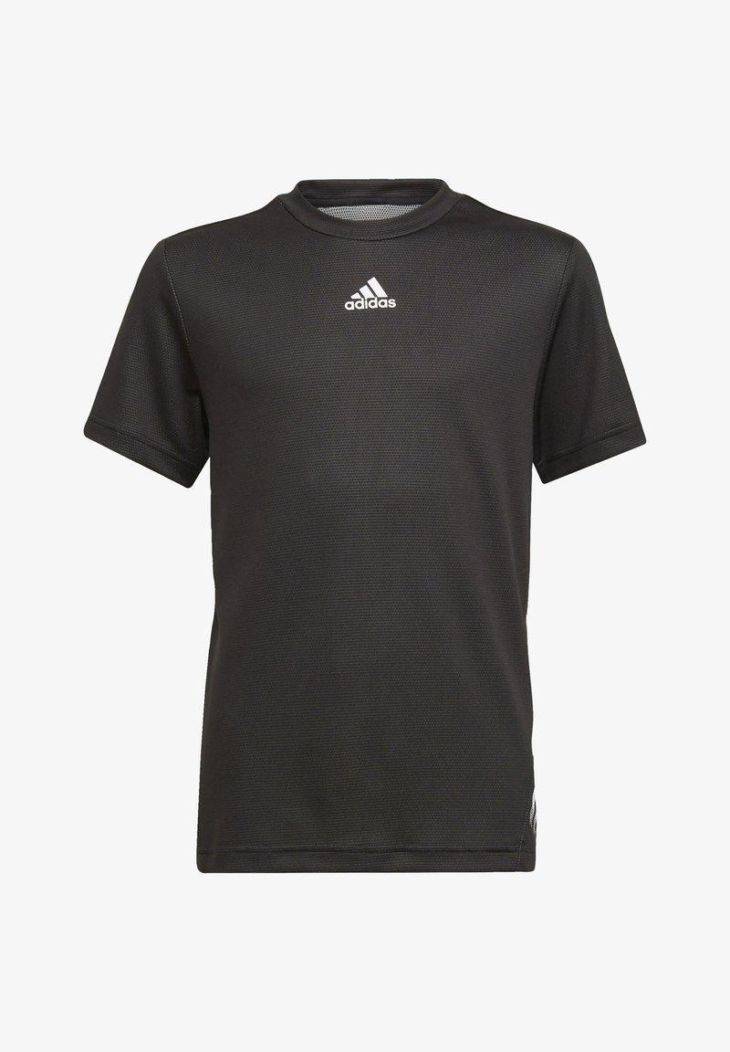 adidas Performance - AEROREADY T-SHIRT - Print T-shirt - black