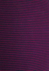Calvin Klein Underwear - TRUNK 3 PACK - Pants - chino blue/plumberry - 7