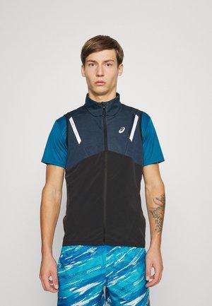 LITE SHOW VEST - Vest - french blue heather/performance black
