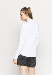 Nike Performance - ACADEMY 21 - Sweatshirt - white/black - 2