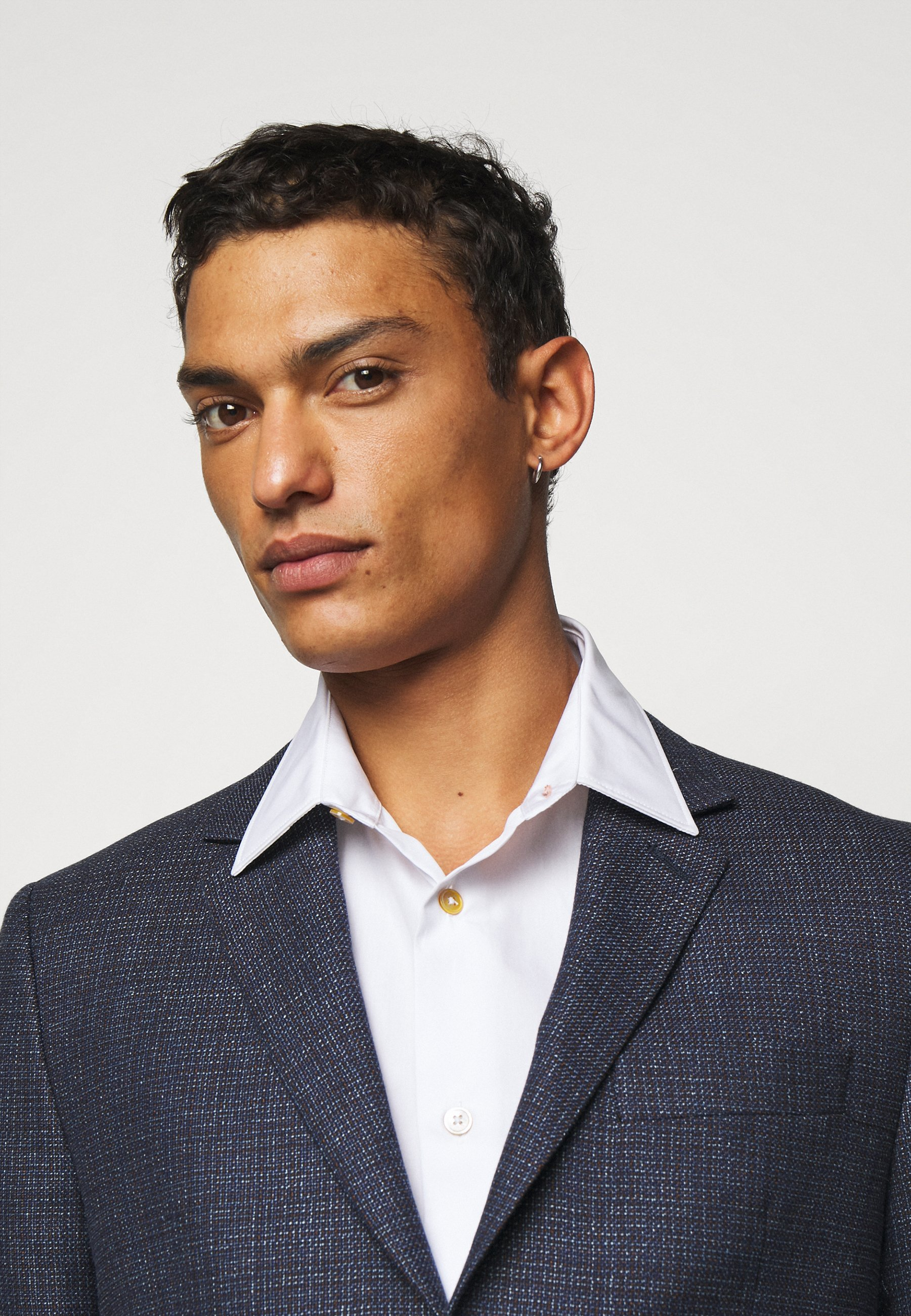 Men GENTS BUTTON JACKET - Blazer jacket