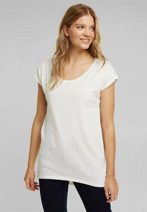 Basic T-shirt - off white
