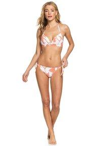 Roxy - PRINTED BEACH CLASSICS - Bikiniöverdel - pink - 1