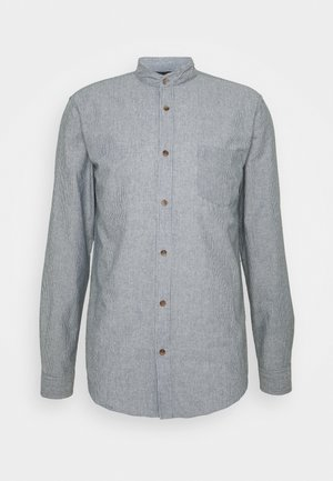NELARSON SHIRT - Shirt - light blue stripe