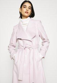 Ted Baker - ROSE - Classic coat - dusky pink - 3