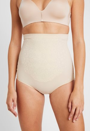 HIGH WAIST BRIEF - Shapewear - nude
