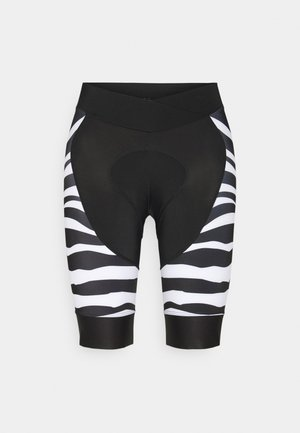 COCA BIKE  - Tights - zebra black