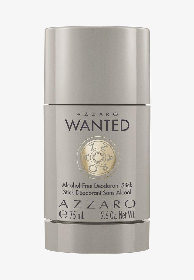 WANTED EAU DE TOILETTE DEO STICK - Déodorant - -