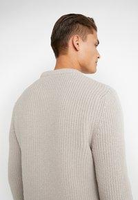 DRYKORN - HENDRY - Pullover - beige - 3