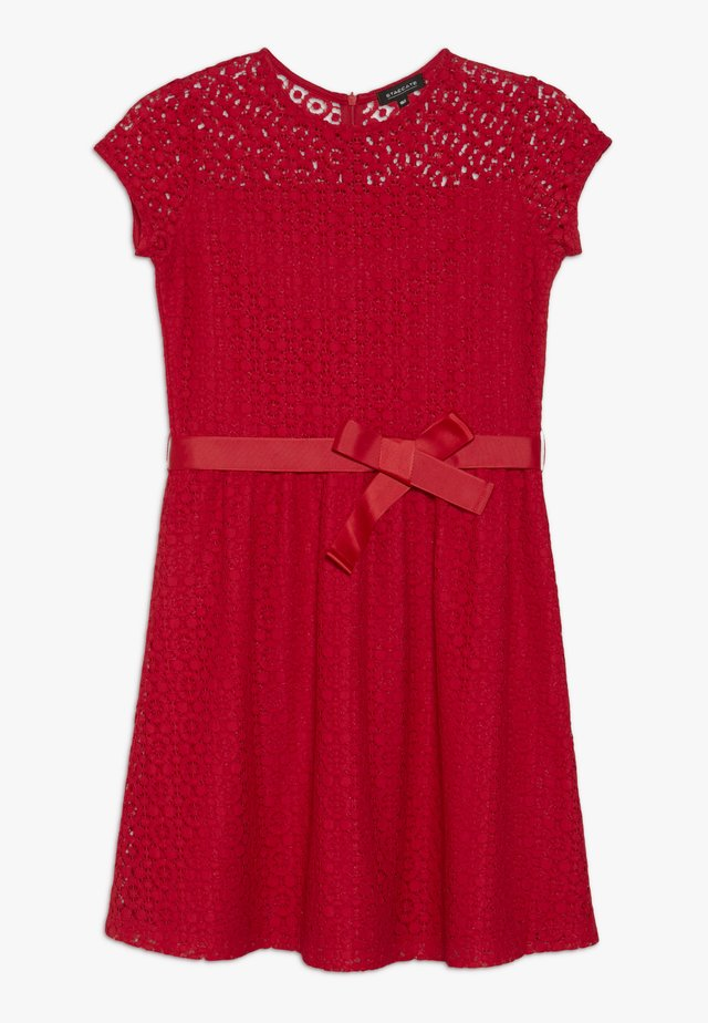 TEENAGER - Koktejlové šaty/ šaty na párty - red