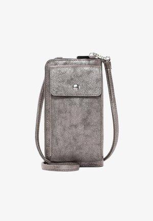 EMMA - Phone case - grey metallic
