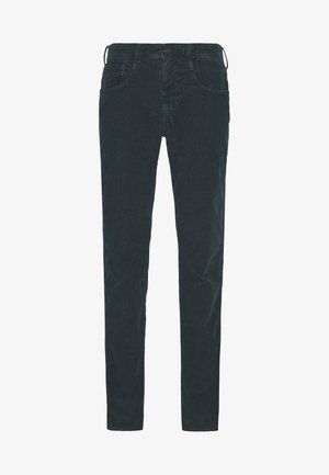 ANBASS - Trousers - dark green