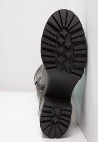 Felmini - COSMOS - Overknee laarzen - wonderfull black - 5