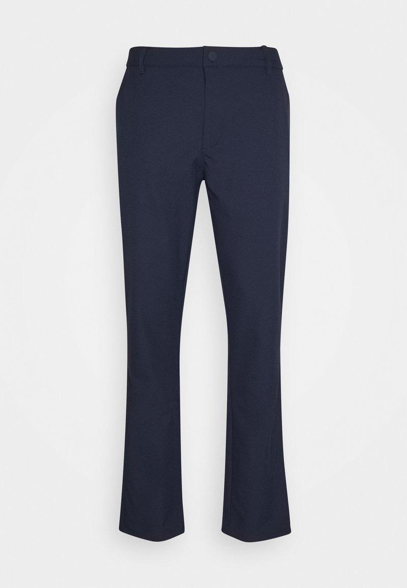 Puma Golf - TAILORED JACKPOT PANT - Kalhoty - navy blazer